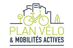 Logo Plan vélo et mobilités actives