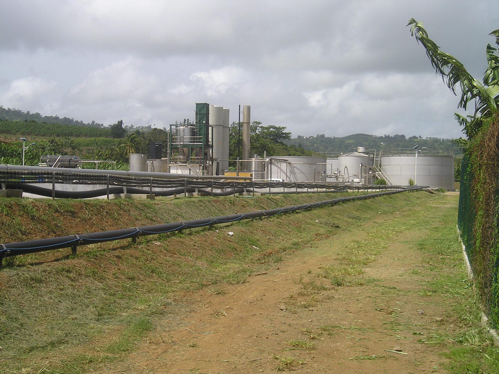 Distillerie ST-JAMES